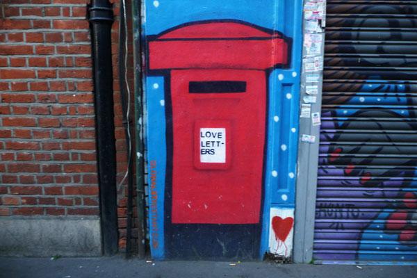 graffiti-brievenbus